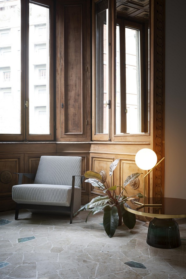 Beautiful-FLOS-lights-for-the-living-room-1
