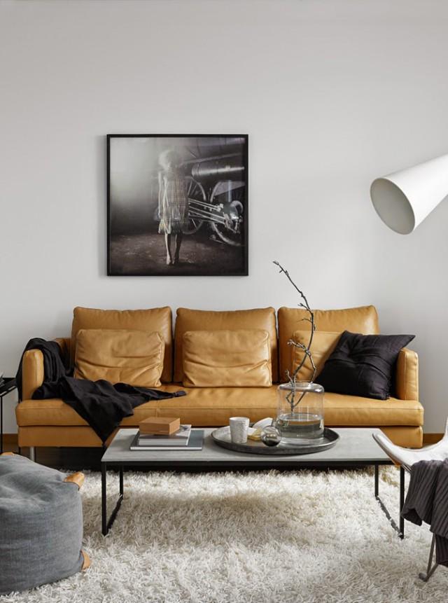 KAJEN_4_STIL_INSPIRATION_inredning_leather_sofa_concrete_table