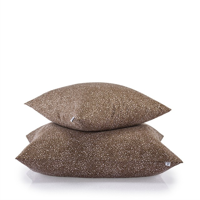 coco cushioncovers brown