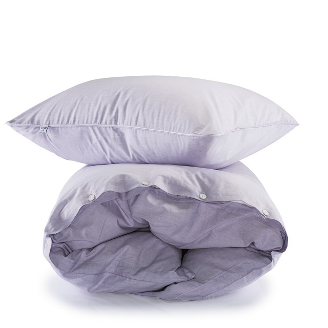 gelato bed set purple
