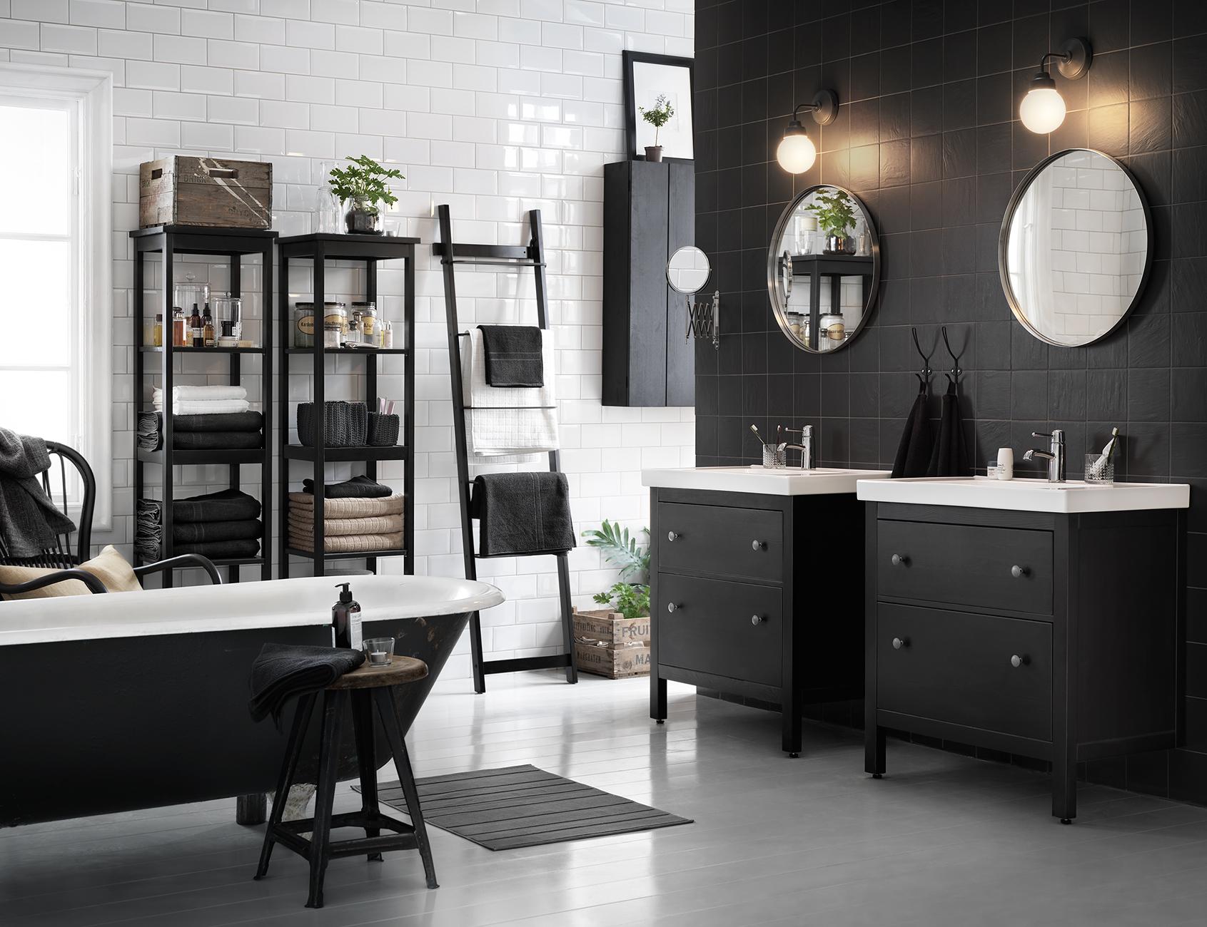 Inredningshj lpen badrumsinspiration fr n ikea for Salle de bain ikea 2015