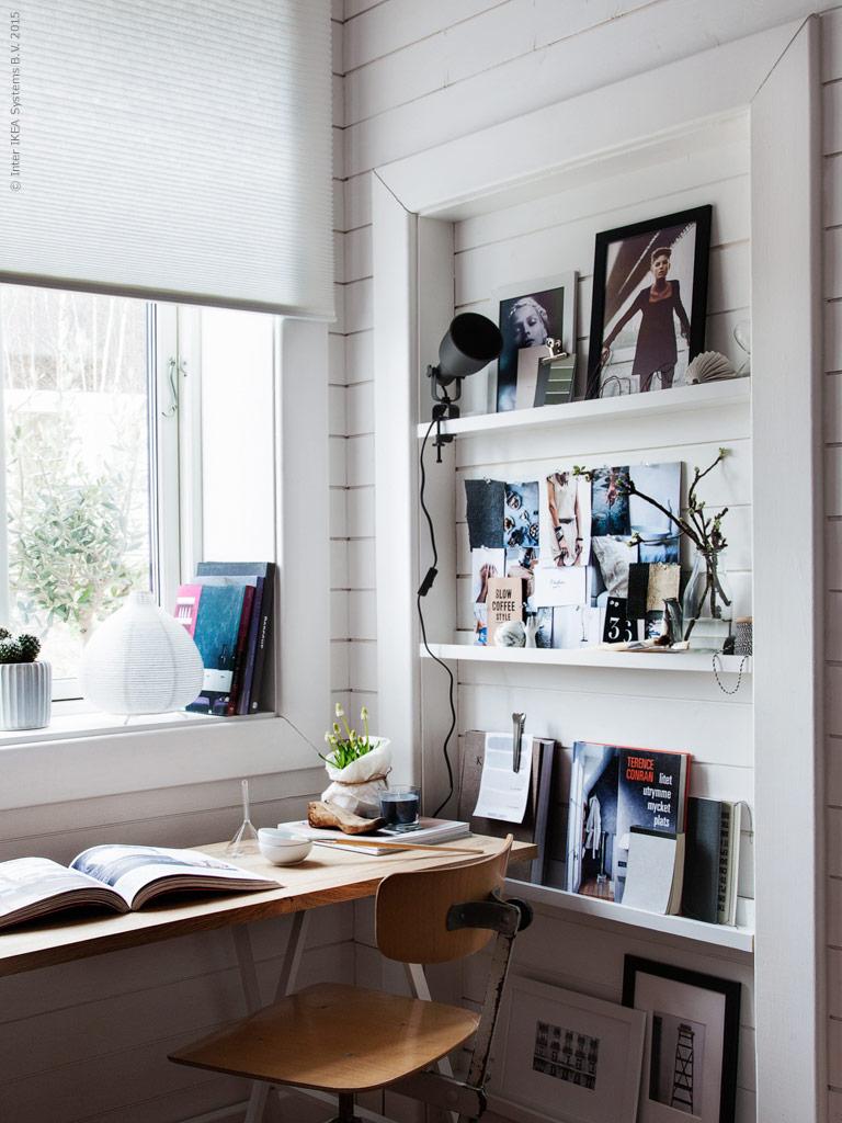 Inredningshjälpen Inspiration från IKEA
