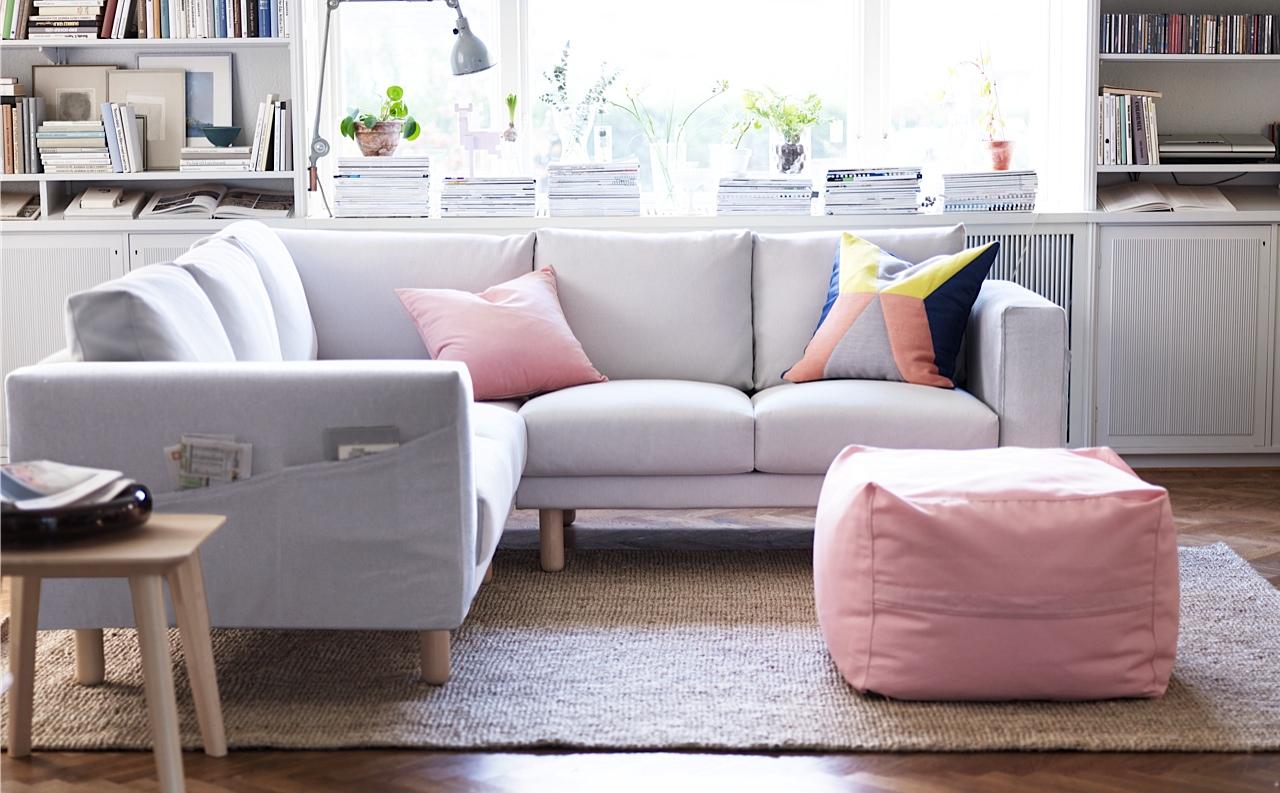 Inredningshjlpen IKEA LISABO amp NORSBORG Nyheter I Hst