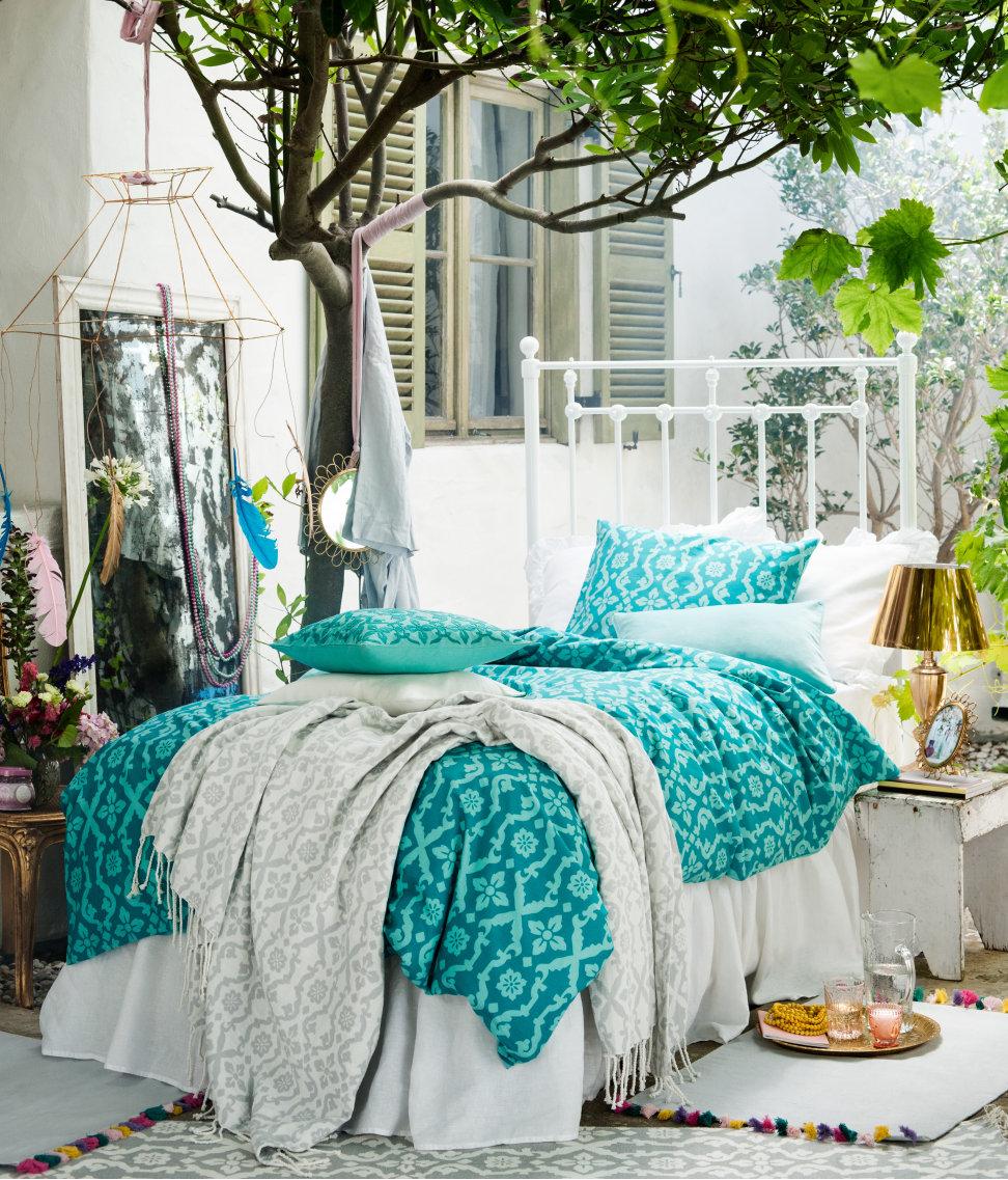 Inredningshjälpen: Summer Turquoise – nyheter hos H&M Home