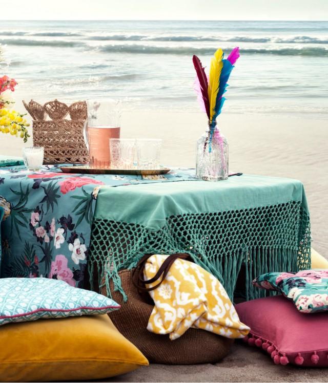 Summer Turquoise – nyheter hos H&M Home