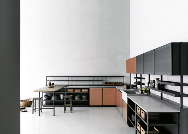 Salinas Kitchen Boffi
