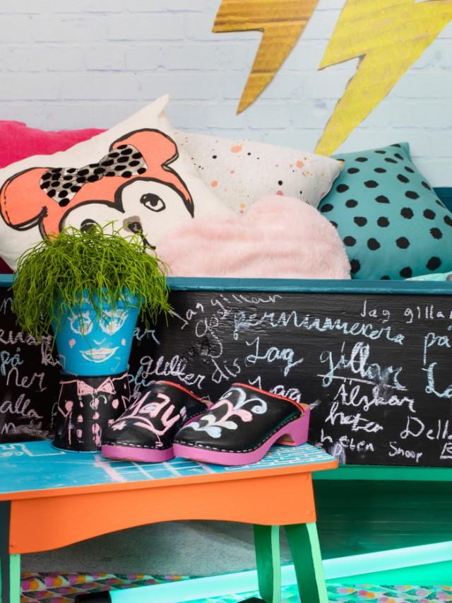 Beckers lanserar sin skoltavelfärg i 300 kulörer
