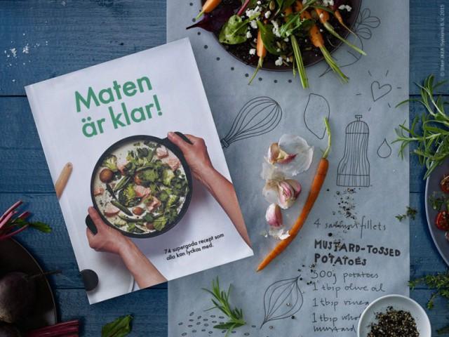"""IKEA – Kokvrå """"Maten är klar!"""""""