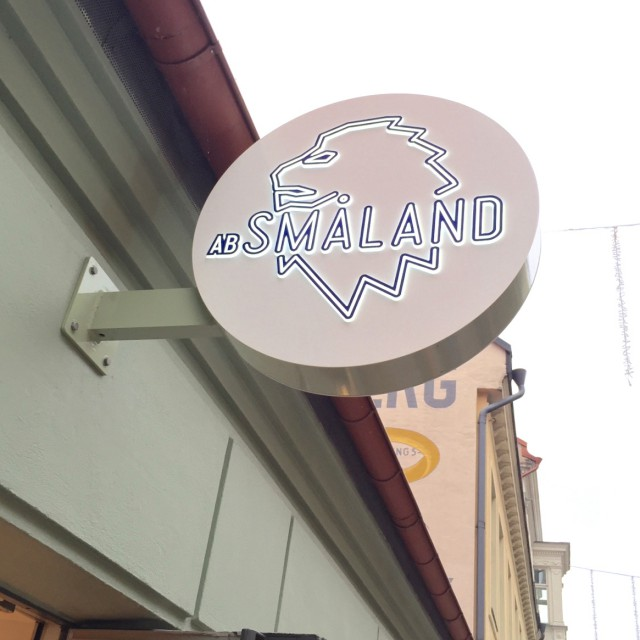 AB Småland -nytt grönt koncept i Malmö