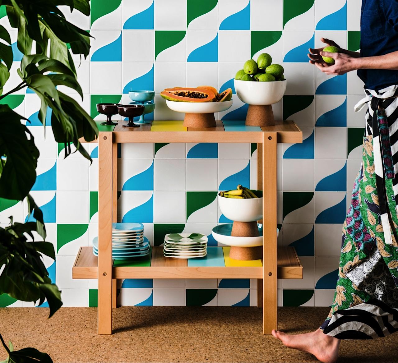 Inredningshjälpen IKEA u2013 TILLFäLLE flirtar med Brasilien