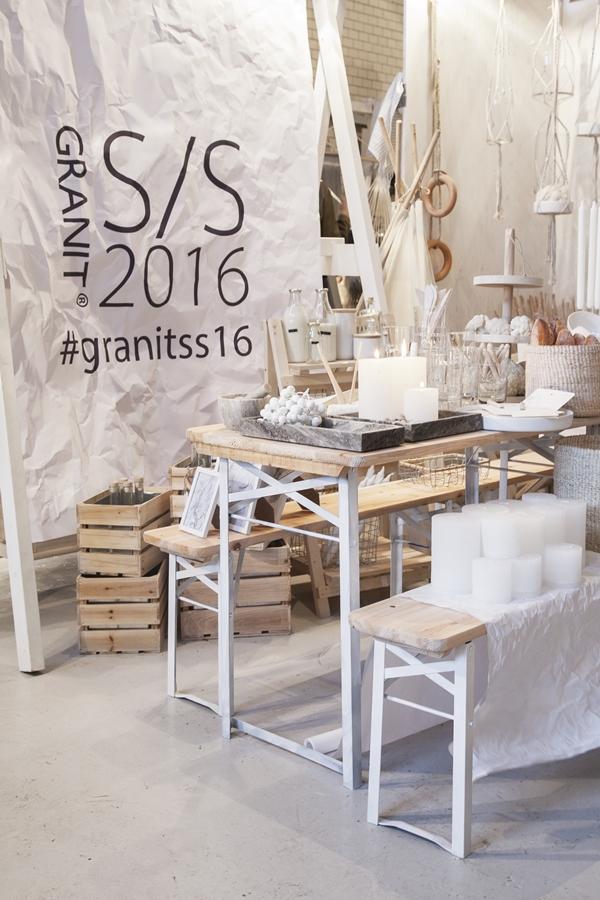 Granit SS 2016 – pressvisningen