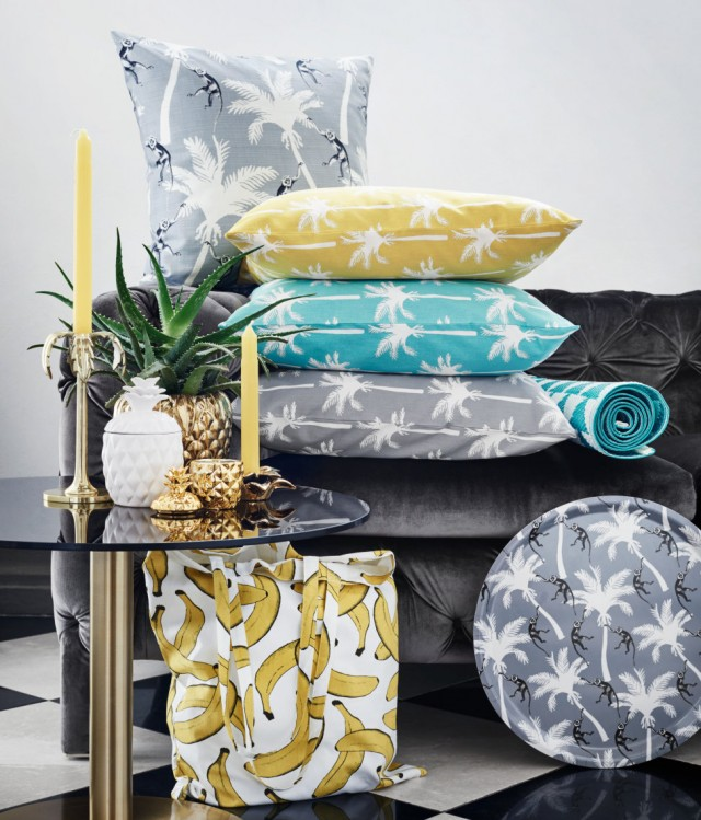 H&M Home goes Tropic