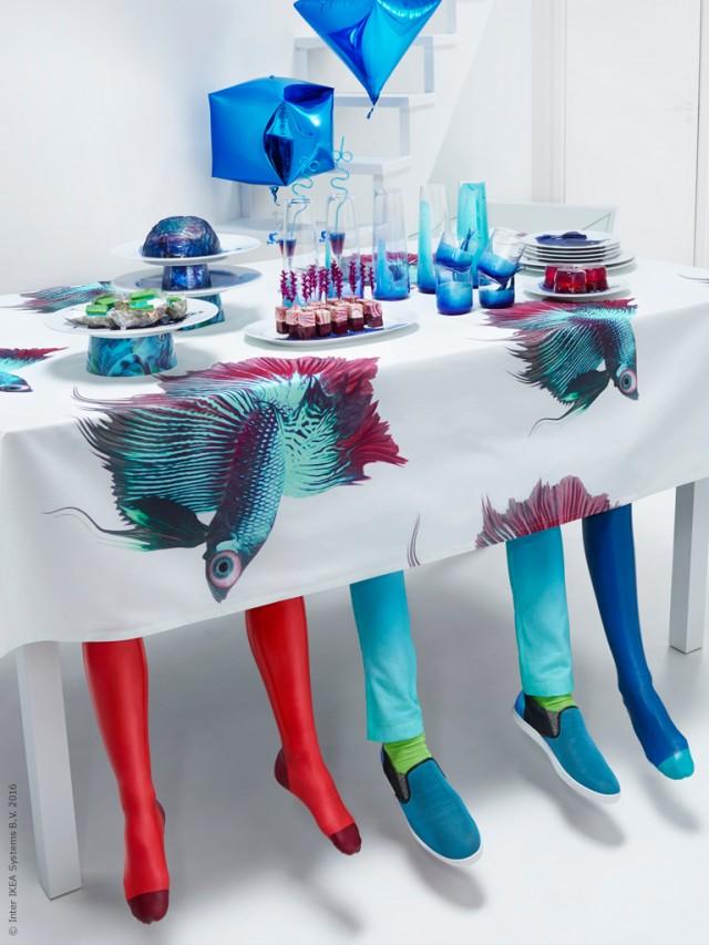 IKEA – kollektionen GILTIG designad av Katie Eary