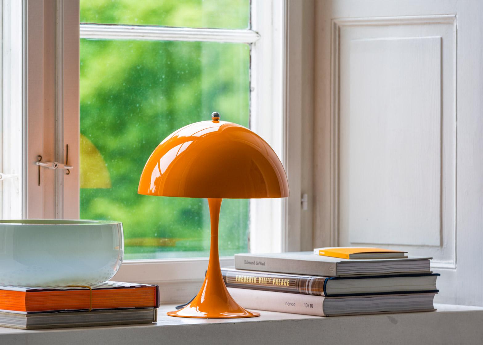 inredningshj lpen panthella mini louis poulsen. Black Bedroom Furniture Sets. Home Design Ideas