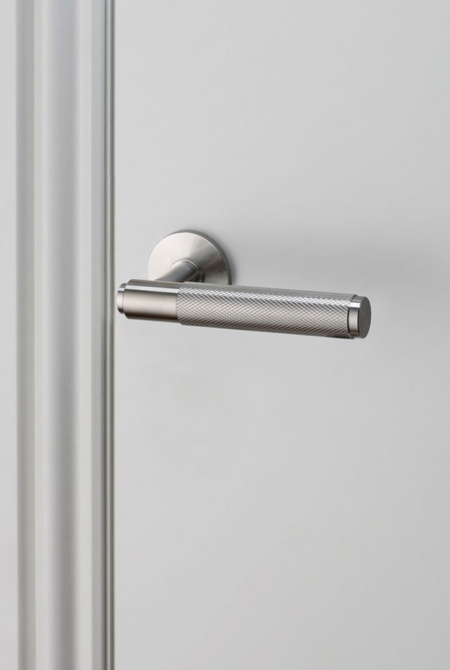 Buster + Punch Door Lever Handle Steel High Res