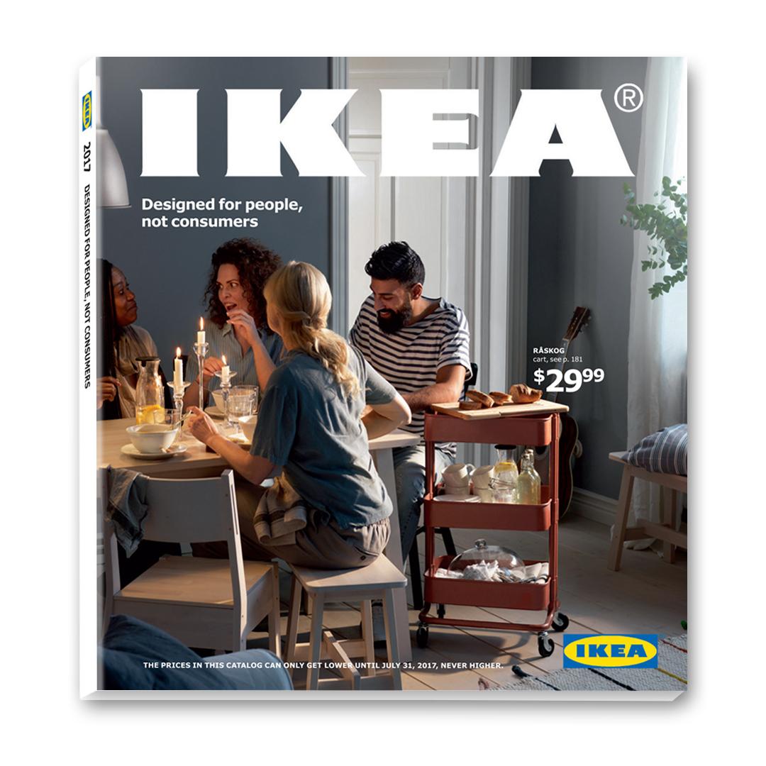 inredningshj lpen ikea katalogen 2017 en klassisk tjuvkik. Black Bedroom Furniture Sets. Home Design Ideas