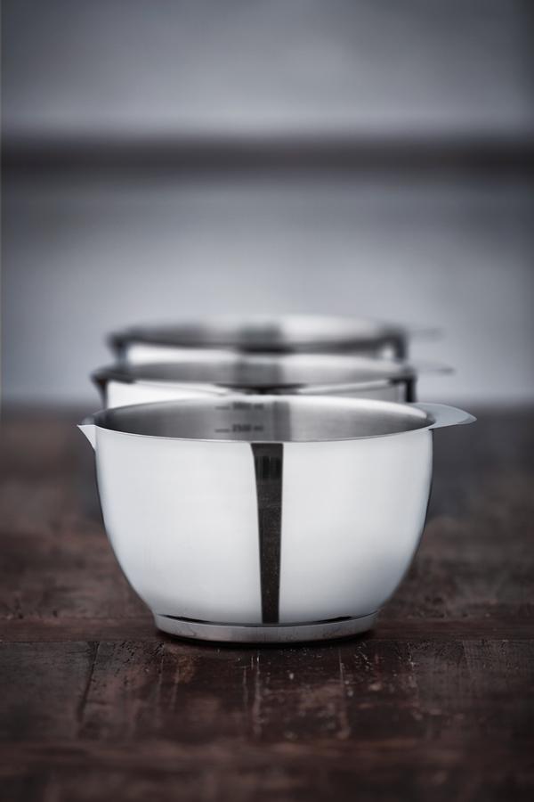 Margrethe-skål nu även i rostfritt stål