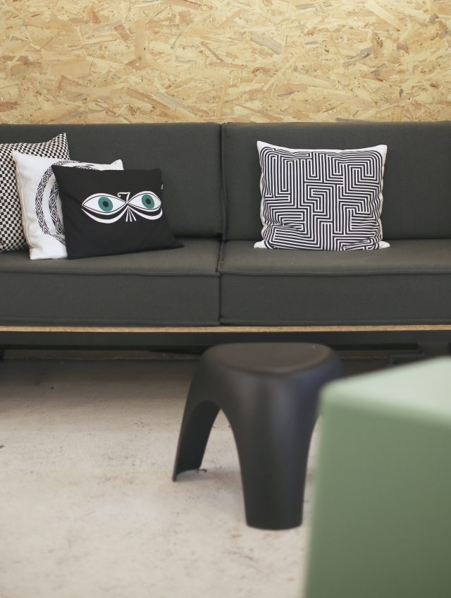 Vitra Pop-Up Office design by Konstantin Grcic