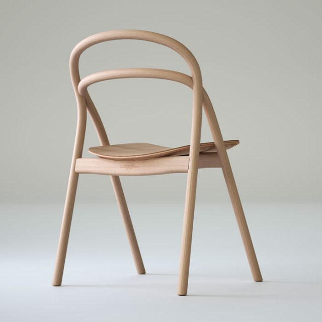 Udon Chair- design Staffan Holm för HEM