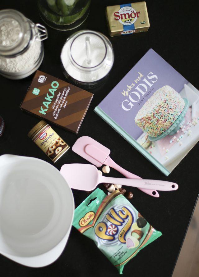 Jenny's Matblogg – Baka med Godis