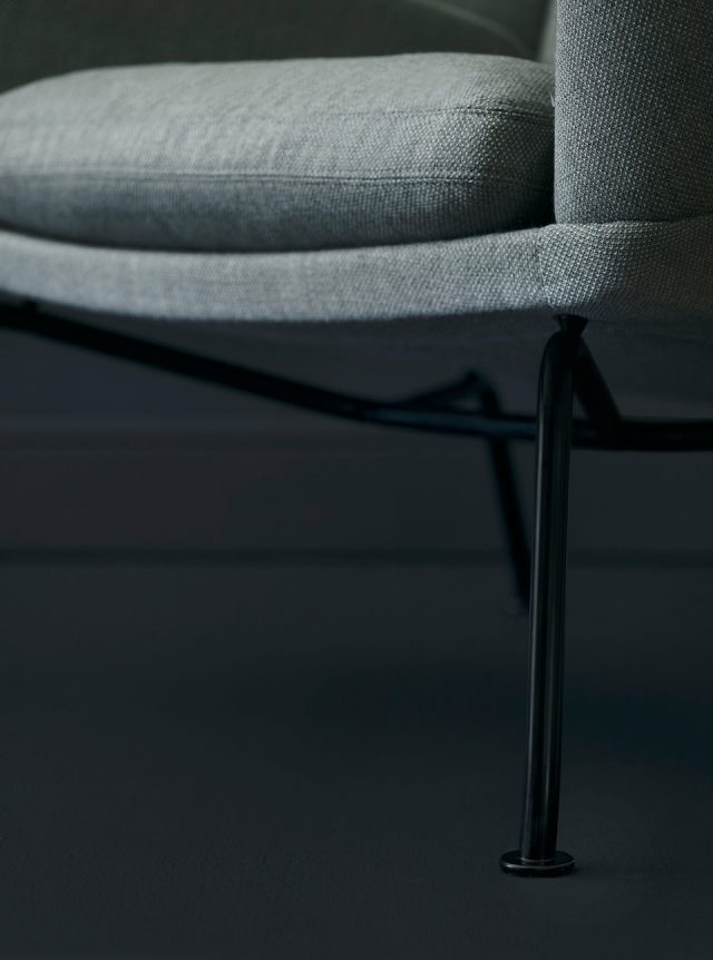 Carl Hansen & Søn – CH445 Wing Chair Black Edition