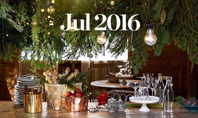 Åhléns Julkatalog 2016