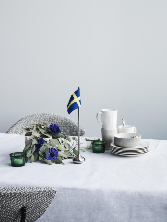 Rosendahl flaggar för Duet