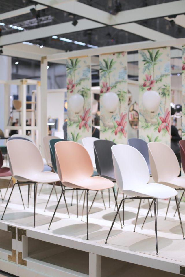 Gubi News 2017 – Stockholm Furniture Fair