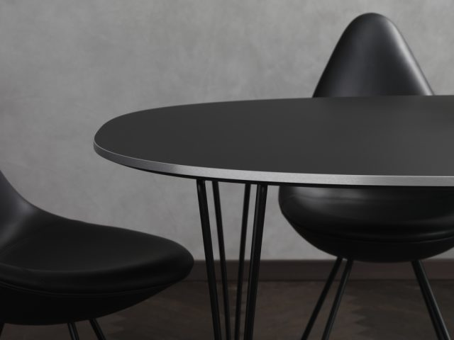 5604_Super elliptical Table Series