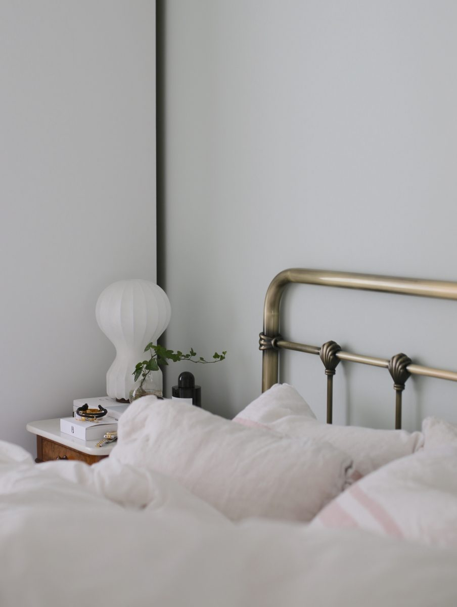 Ny Sänggavel