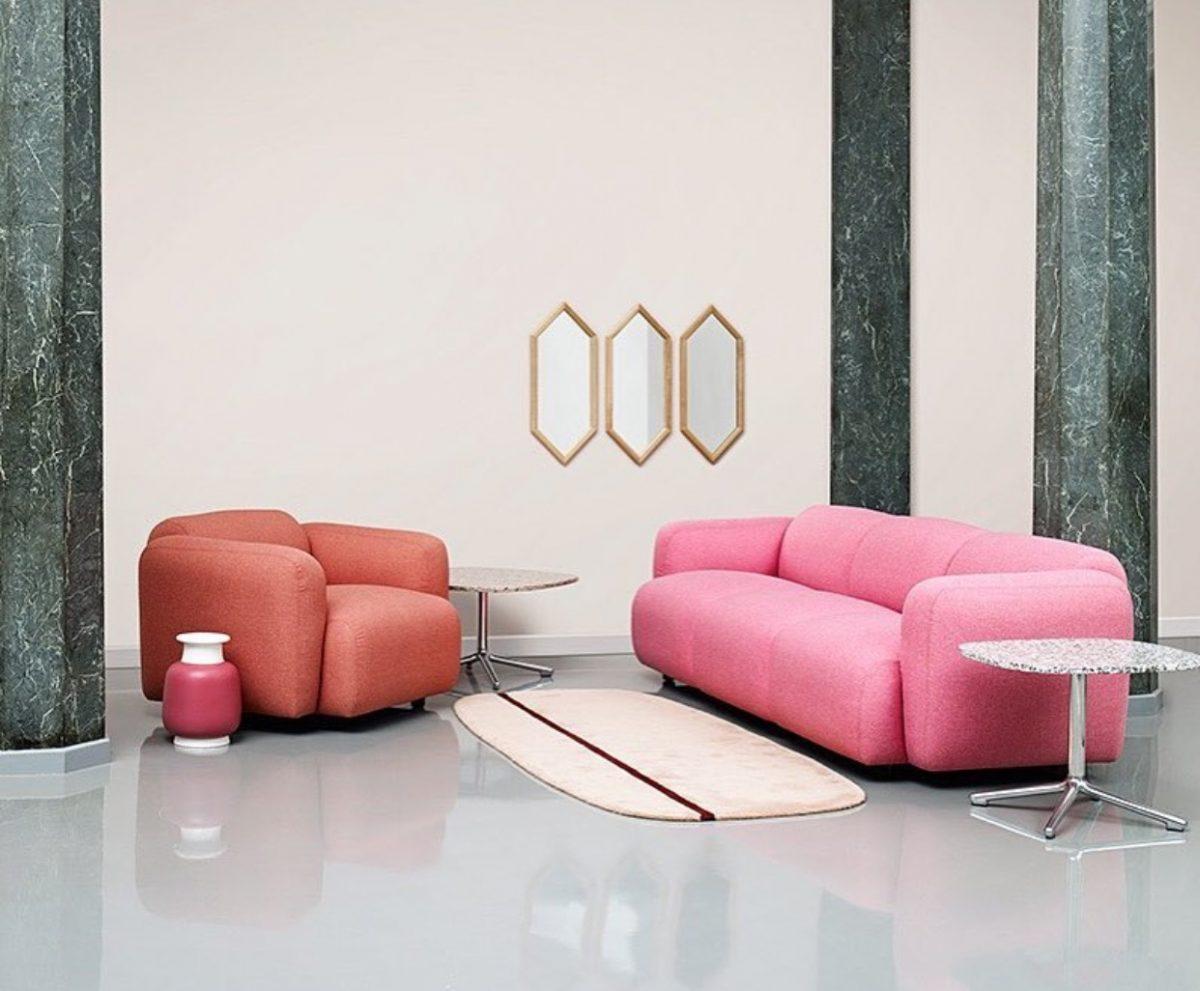 Normann Copenhagen goes Pink