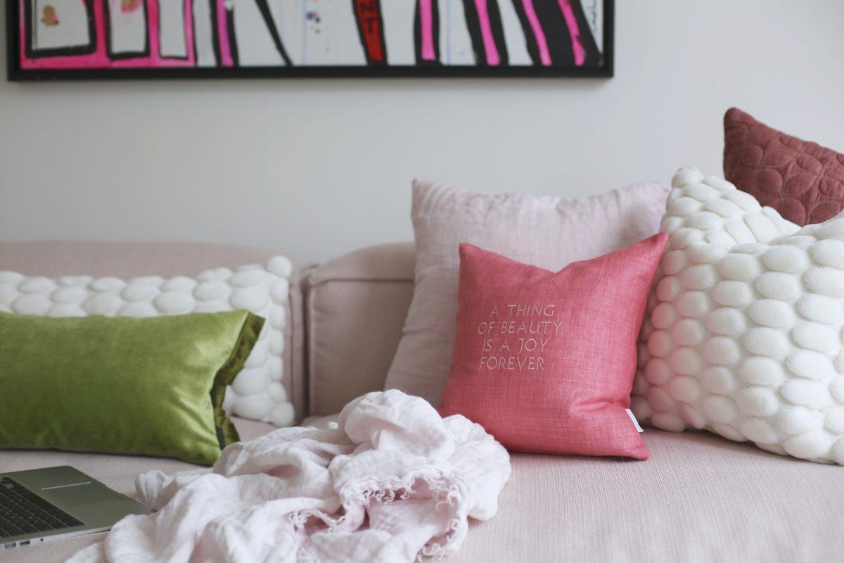 Skapa förändring med textilier