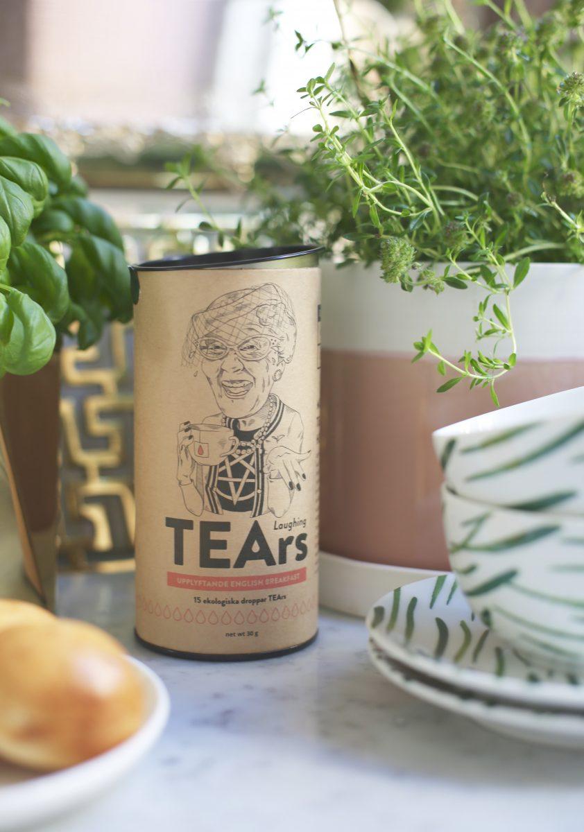 TEA-rs Time hemma hos Inredningshjälpen