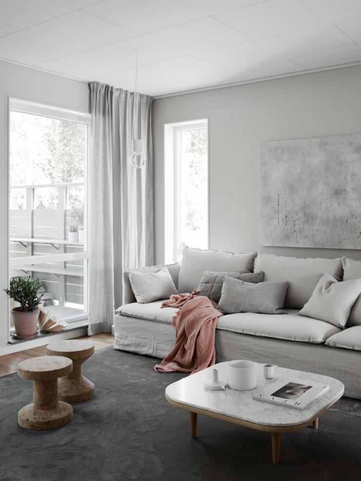 Solna Trädgårdskvarter by Pella Hedeby