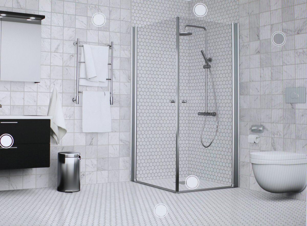 Inredning långt duschdraperi : Inredningshjälpen » Sökresultat » golvpoolen