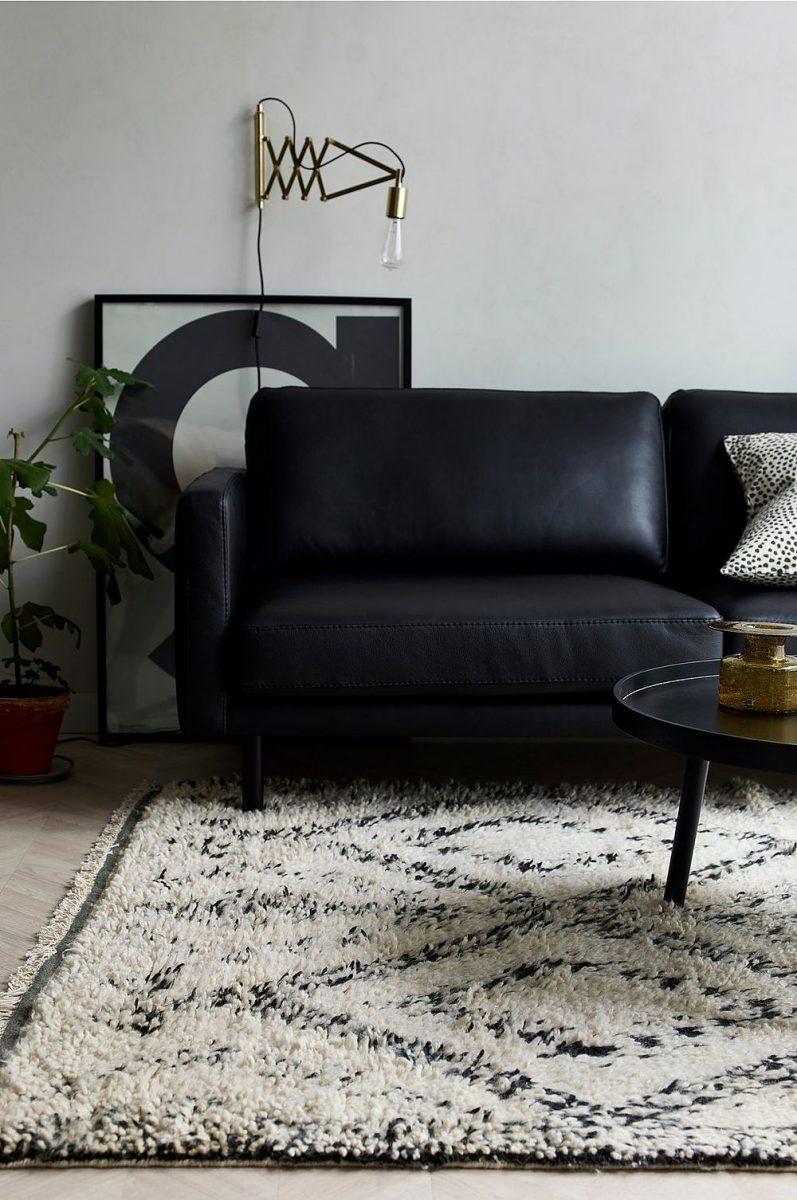Ryamattor i marockansk stil