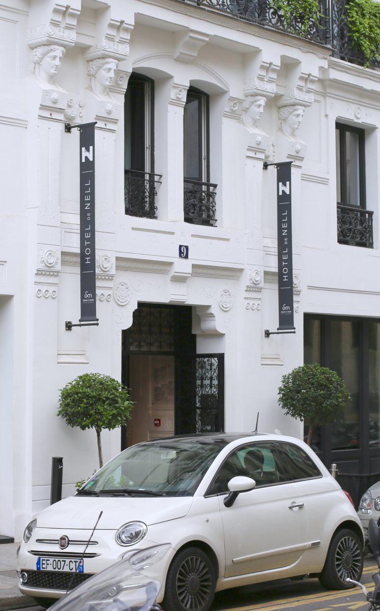 Checkat in på Hotel de Nell!