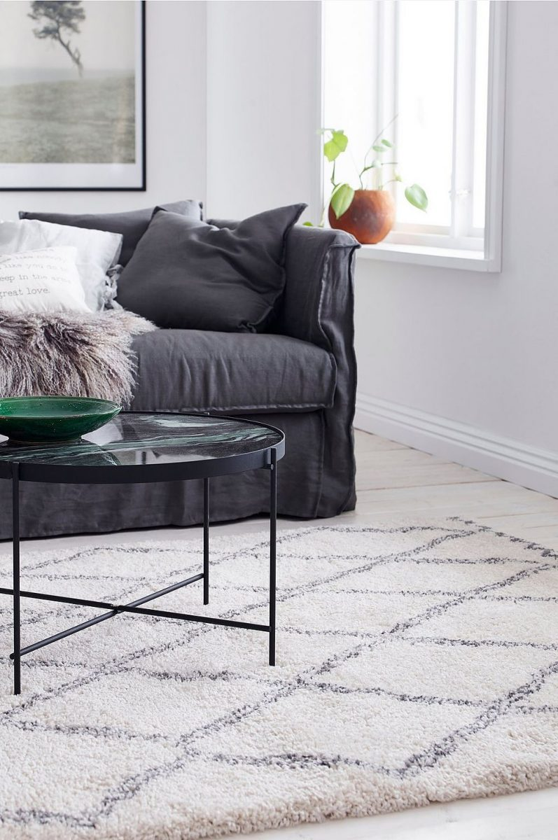 Shoppa höstens finaste mattor med 25% rabatt