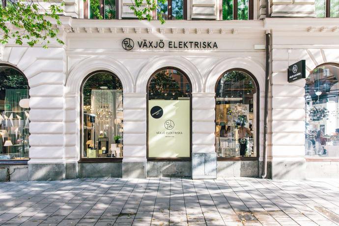 Växjö Elektriska i Stockholm