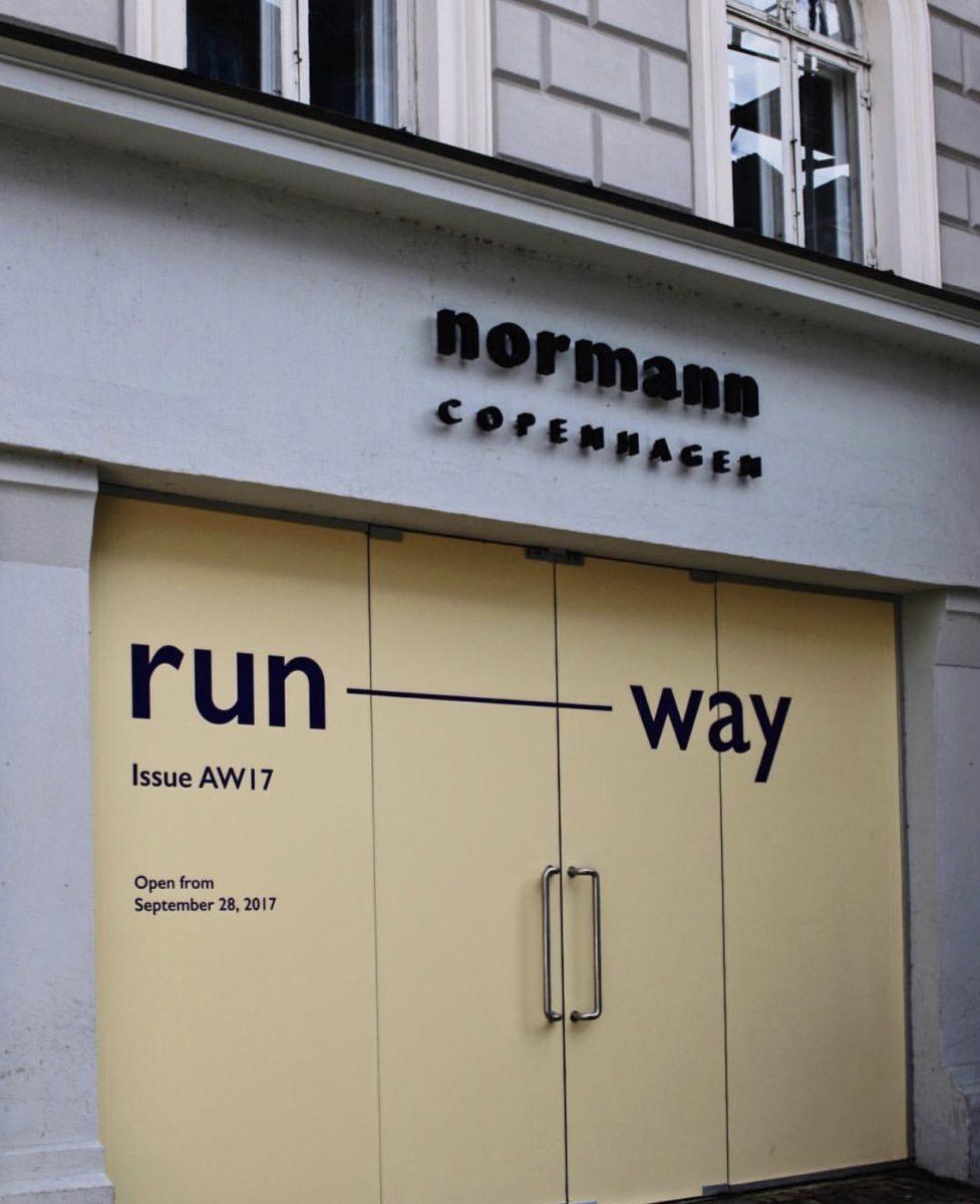 Normann Copenhagen – Runway Issue