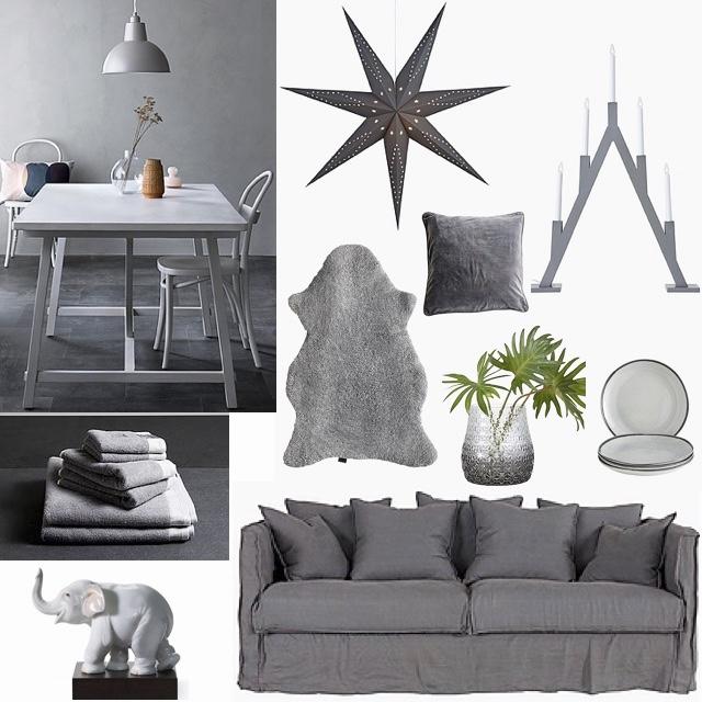 Go Grey – 30% rabatt på allt hos Ellos Home