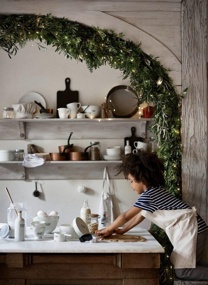 Julen startar i köket hos H&M Home