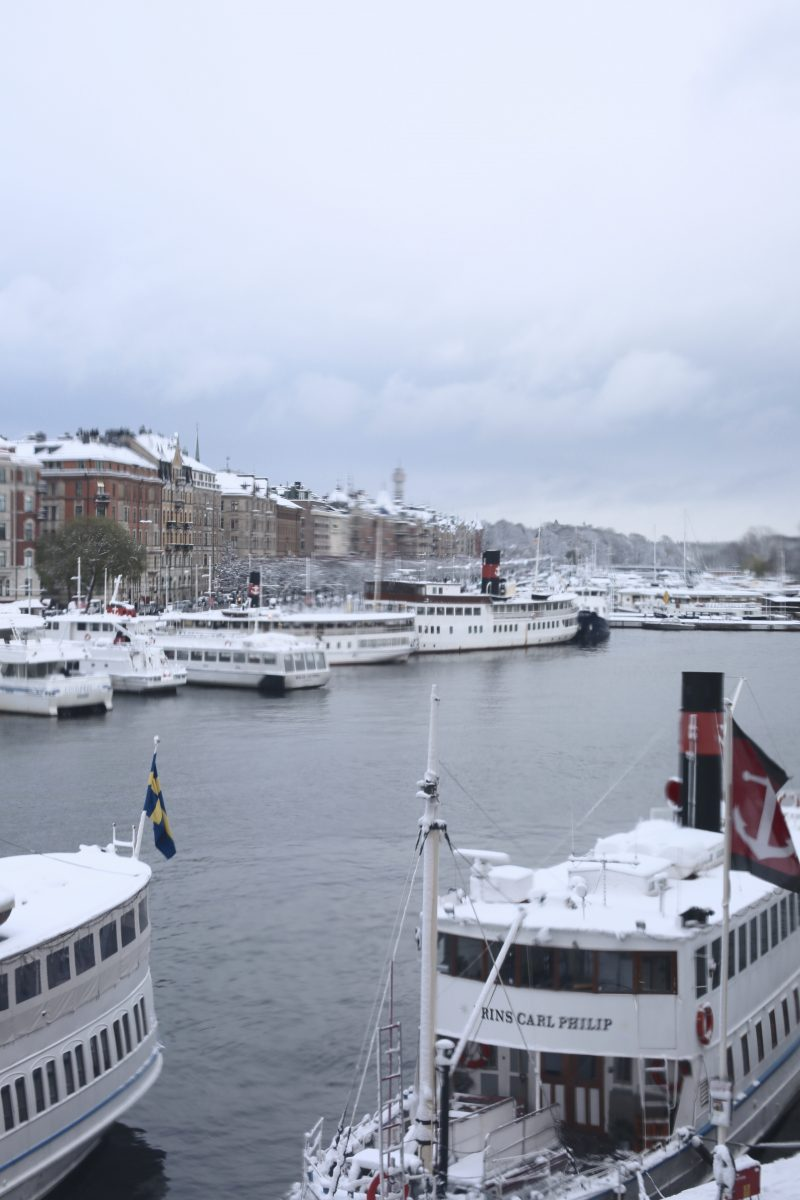 På Strand och i Vinterland