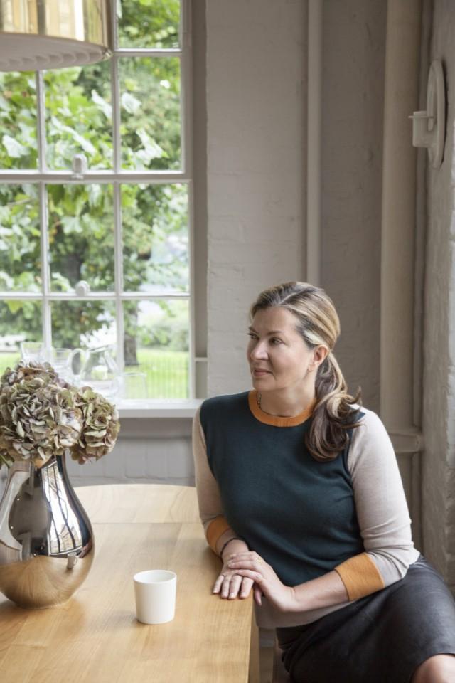 Kasthall inleder samarbete med Ilse Crawford