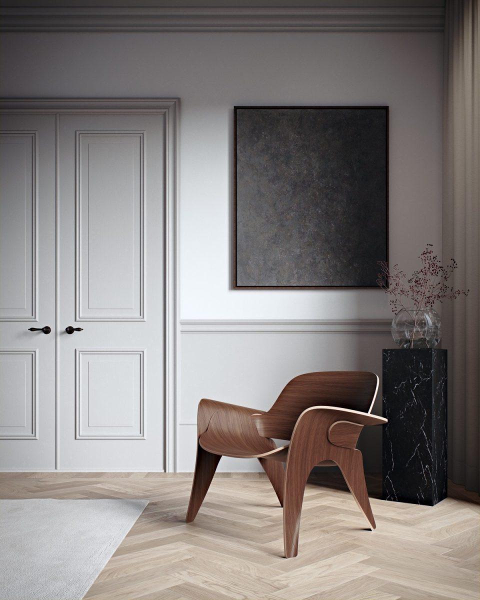 Massproductions lanserar Rose Chair