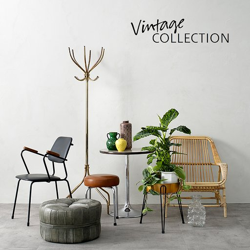 Ellos Vintage Collection