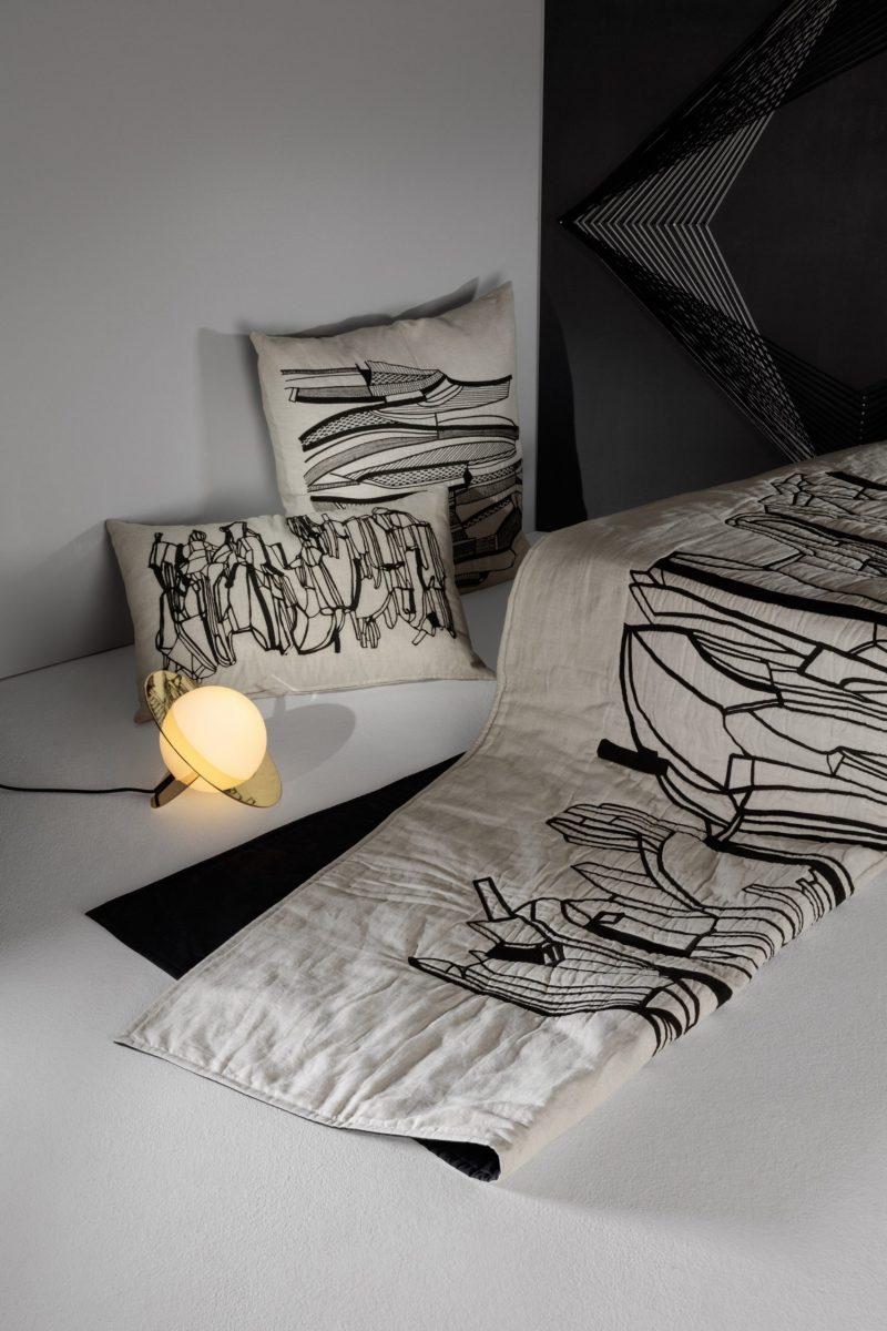 Tom Dixon lanserar textilkollektion