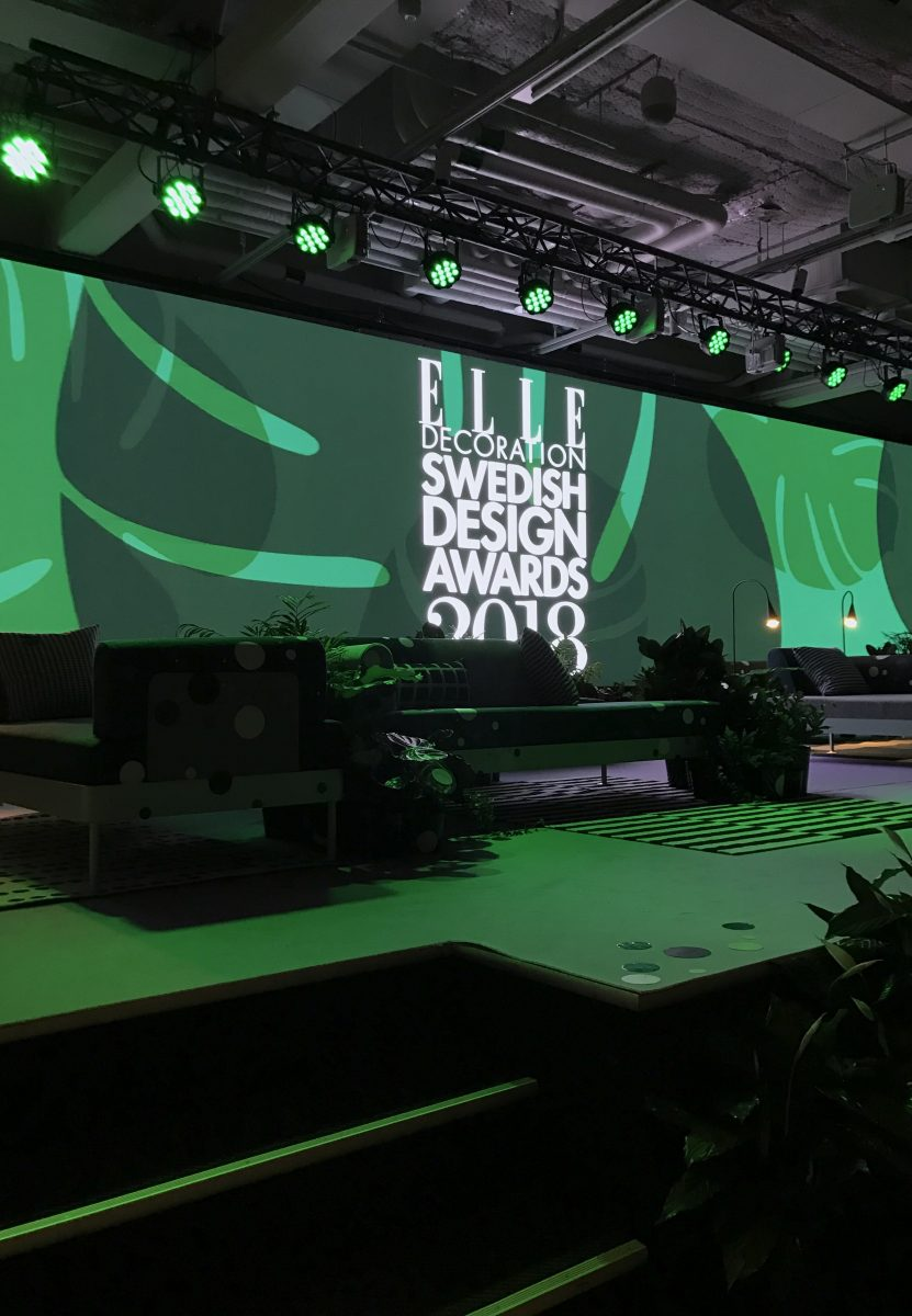 Elle Decoration Swedish Design Awards 2018