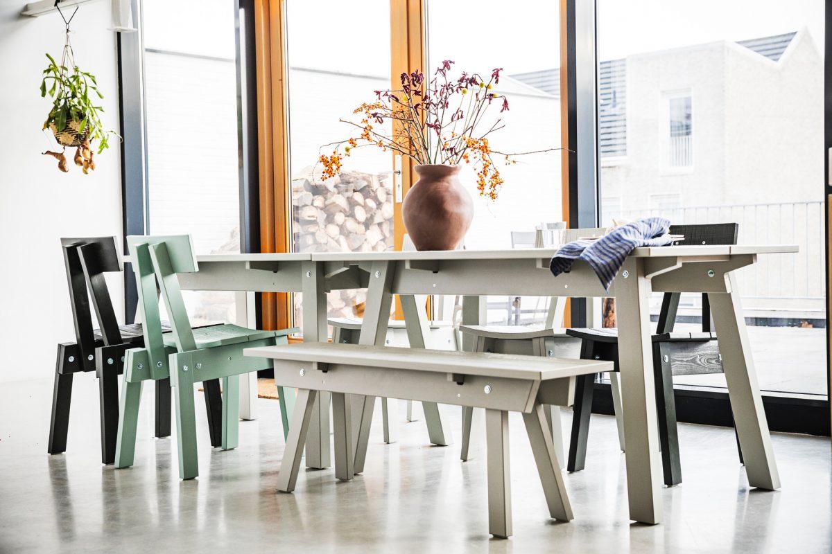 IKEA INDUSTRIELL av Piet Hein Eek