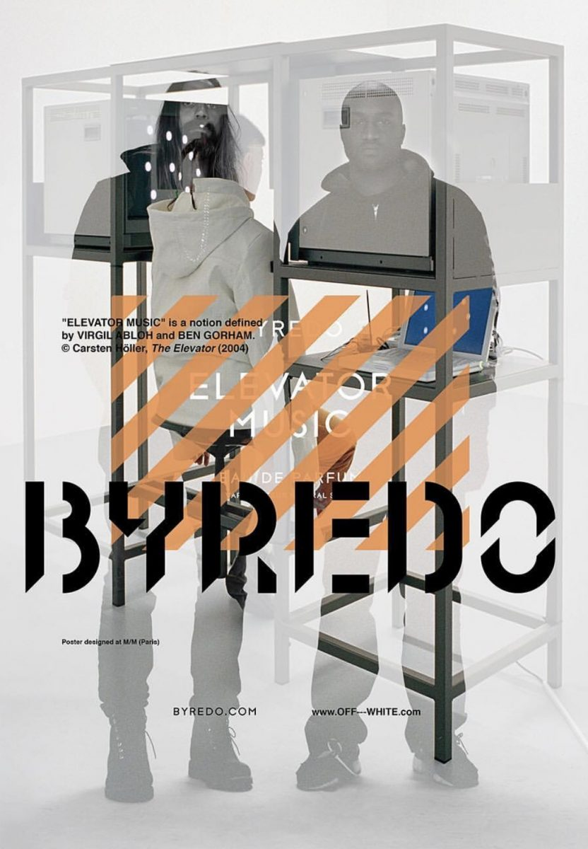 Byredo + Off White  –  Elevator Music
